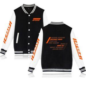 Ateez Jacket #1