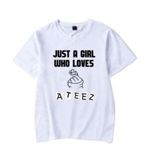 Ateez T-Shirt #1