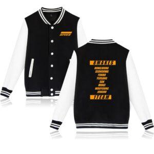 Ateez Jacket #2
