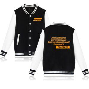 Ateez Jacket #3