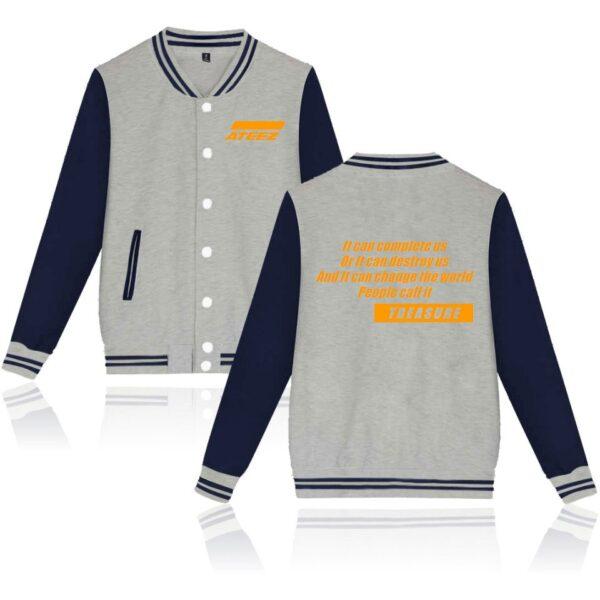 ateez jackets