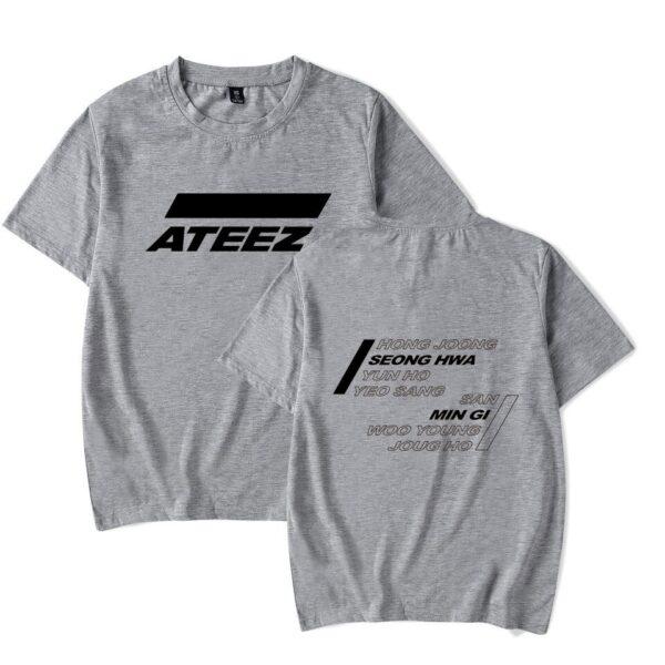 ateez tshirt