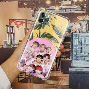 Ateez iPhone Case #4